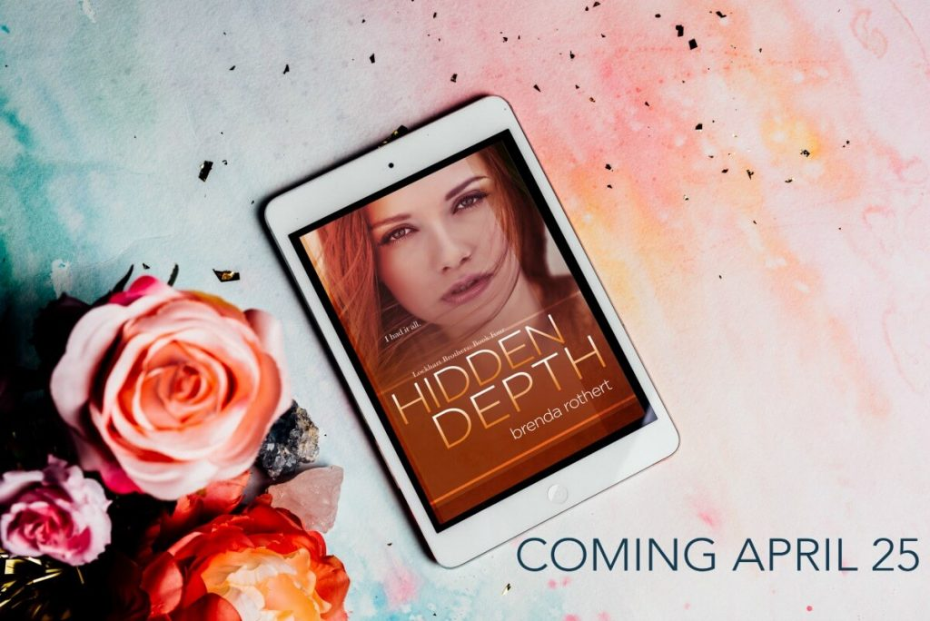 Hidden Depth Cover Reveal