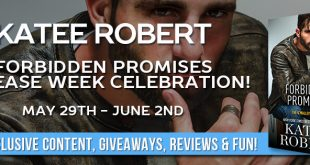 Forbidden Promises Katee Robert Blog Tour