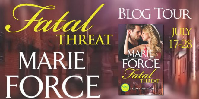 {Tour} Fatal Threat by Marie Force (with Interview, Review, + Giveaway)
