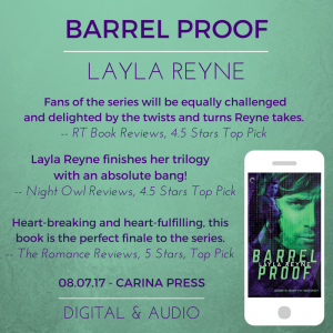 Barrel Proof Layla Reyne Reviews