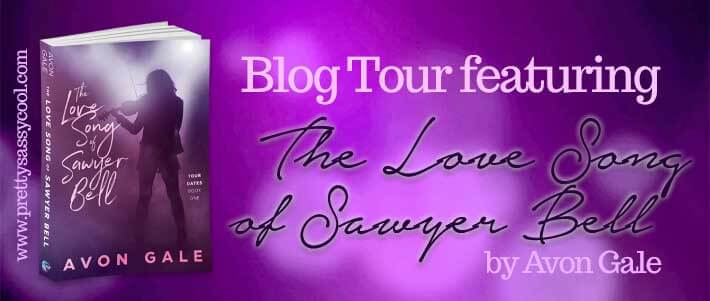 Love Song of Sawyer Bell Avon Gale Blog Tour