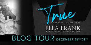 True Ella Frank Blog Tour