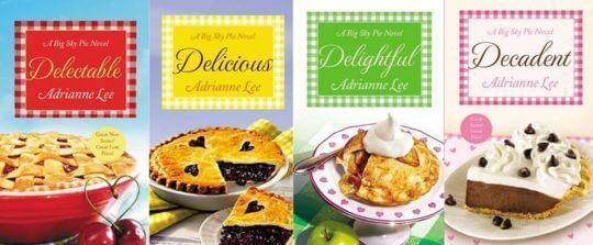 The Big Sky Pie Series by Adrianne Lee