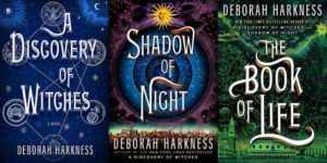 A Discovery of Witches Shadow of Night the Book of Life All Souls Trilogy by Deborah Harkness