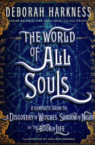 😍 So Excited for The World of All Souls by Deborah Harkness