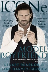 {Cover Reveal} Model Boyfriend by Stuart Reardon and Jane Harvey-Berrick