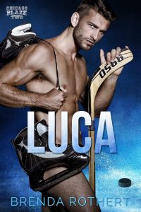 {Cover Reveal} Luca by Brenda Rothert
